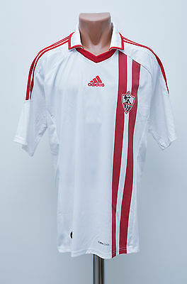 Zamalek Egypt 2011/2012 Home Football Shirt Jersey Maglia Adidas
