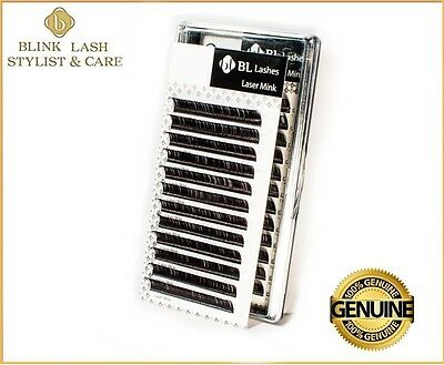 526497bf75a BL Lashes Laser Mink false eyelash extension tray. C and D Curl Different  sizes