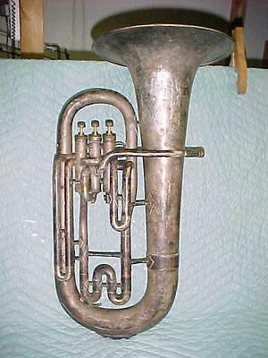 Antique Buescher True Tone  Baritone Euphonium, Good Ready to Play Condition