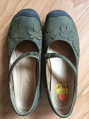 women's mary jane keen shoes size 9.5