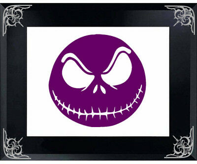 NEW NIGHTMARE BEFORE Christmas Jack Car Truck Automotive License ...