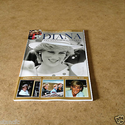 Diana The Peoples Princess 132-Page Reflecting On Her Life & Legacy 300+ Photos