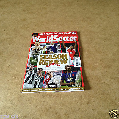 World Soccer Summer 2017 Season Preview Champions Europa Leagues Confed Cup