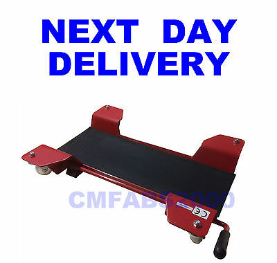 Motorcycle Motorbike Mover Stand Dolly Motor Bike Centre Stand Mover Dolly