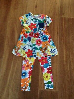 Next Age 4-5 Leggings And Tunic Top
