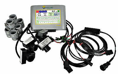 Vanguard Population Monitor Kit for John Deere 15-20ft Grain Drill seed sensors