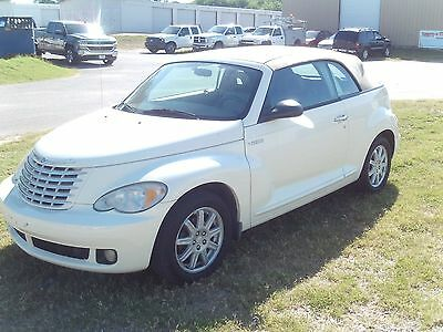 2006 Chrysler PT Cruiser  2006 CHRYSLER PT CRUISER CONVERTIBLE