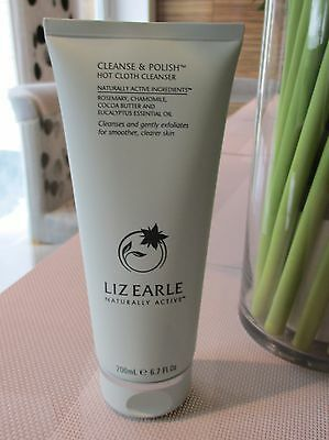 Liz Earle Cleanse and Polish 200ml New