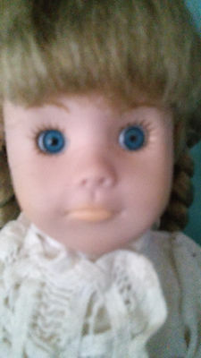 Haunted DOLL LAURA 4 YRS OLD VERY ACTIVE CHILD SPIRIT DOLL