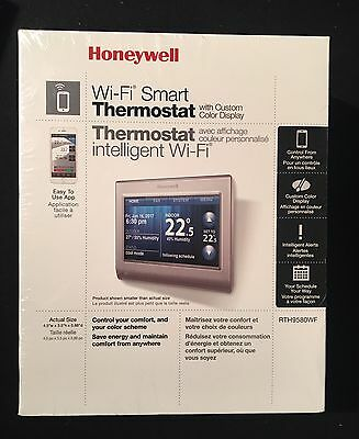 New Honeywell WiFi Smart Thermostat RTH9580WF **FACTORY SEALED**