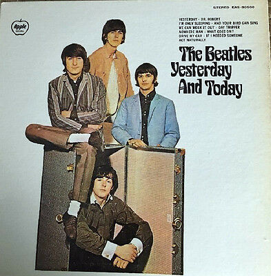 Beatles - Yesterday and Today - Vinyl LP