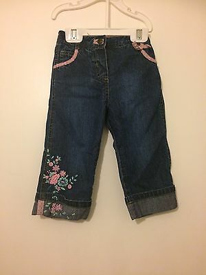 baby girls jeans 12-18 months,from Monsoon,new Without Tags