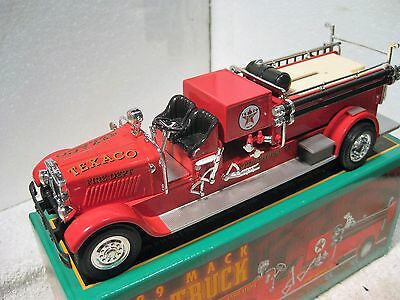 Ertl Texaco 1929 diecast Mack fire engine.