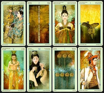 China Tarot Deck - 2006 version BNIB manufacture sealed . LAST ONE