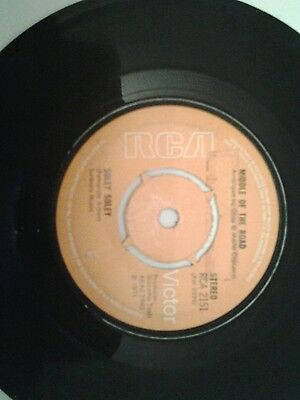 MIDDLE OF THE ROAD 45 vinyl -SOLEY SOLEY /TO REMIND ME