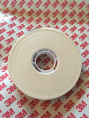 3M™ 904 ATG Scotch Adhesive Double Sided Transfer Tape/12mm x 44 Meters