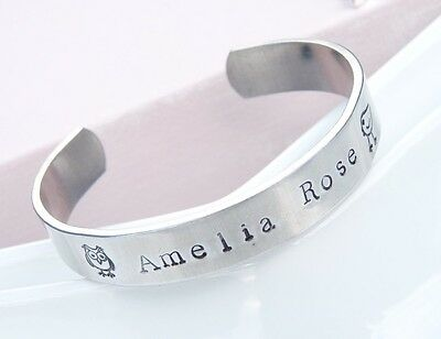 Girls Bracelet Christening Gift Birthday Boxed Silver Jewellery Grand/ Daughter