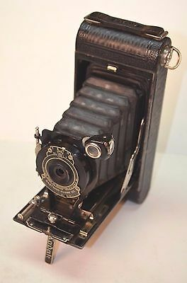 Eastman Kodak No 1A Pocket Kodak Camera In Excellent Condition