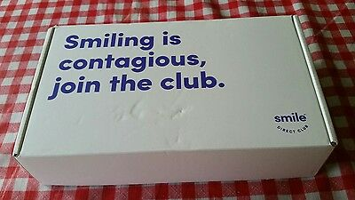 Smile Direct Club Impression Kit new in box SHIPS FREE