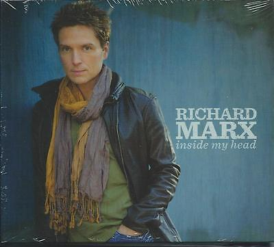 Richard Marx - Inside My Head + Bonus Greatest Hits Disc 2CD NEW/SEALED