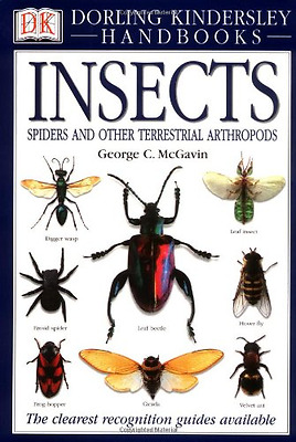 Insects (DK Handbooks), Good Condition Book, McGavin, George C, ISBN 97807513077