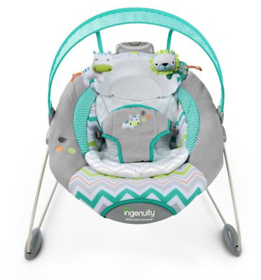 Ingenuity Smartbounce Automatic Baby Bouncer Seat Infant Chair Sleeper Rocker