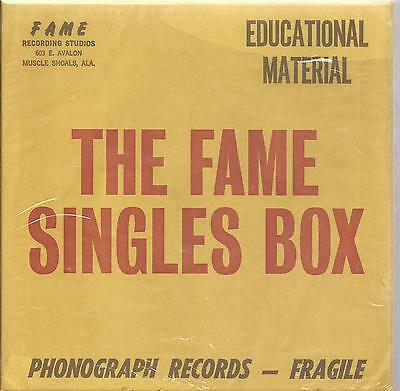"""The Fame Singles Box"" 5 Singles Box Set Northern / Rare Soul  Art Freeman"