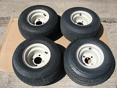 Golf Cart Tires And Rims (4)
