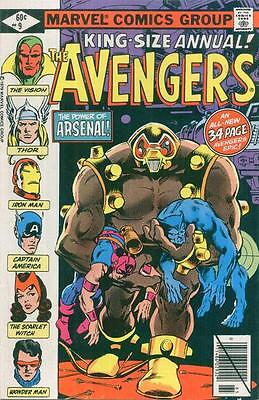 The Avengers #9 The Power Of Arsenal Marvel Comic Books Free Shipping