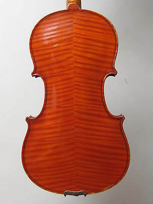 Stunning Antique Italian Labeled Full Size Violin  **  Sound Sample  **