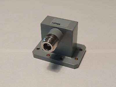 CommScope - WR137 Waveguide to Coax transition C137FNDG