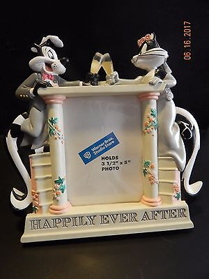 Pepe LePew & Penny Happily Ever after Picture Frame by Warner Brothers