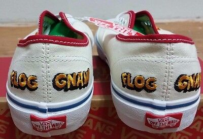 a18a7af52638 Vans X CFG Camp Flog Gnaw Festival Authentic Size 8.5 golf wang supreme  wtaps