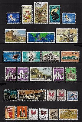 SOUTH AFRICA - mixed collection No.29, decimal