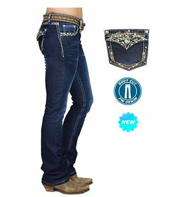 Pure Western | Taylor Boot Cut Jeans