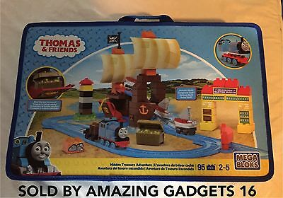 Mega Bloks Thomas And Friends Sodor's Legend Lost Treasure Adventure Blocks