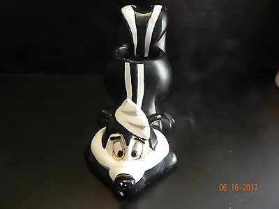 Pepe LePew pencil/pen holder by Warner Brothers