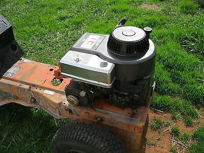 briggs & stratton 12hp pull and electric start