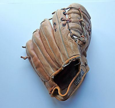 Vintage George A. Reach BASEBALL GLOVE - MICKEY MANTLE - RARE