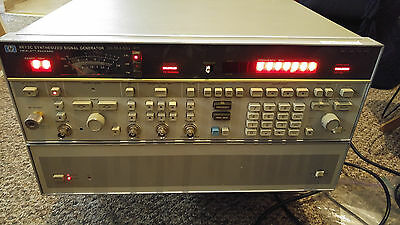 Agilent Hewlett-Packard HP 8673C Synthesized Signal Generator .05-18.6GHz