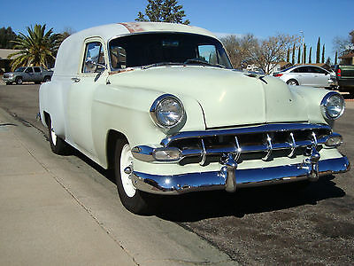 1954 Chevrolet Other Sedan Deliver 1954 Chevrolet Sedan Delivery 1500