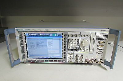 Rohde & Schwarz CMU200 Universal Radio Communication Tester #4