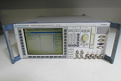 Rohde & Schwarz CMU200 Universal Radio Communication Tester #5