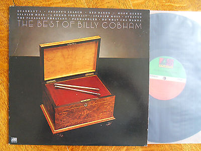 BILLY COBHAM The Best of Billy Cobham LP 1979 funk soul fusion jazz