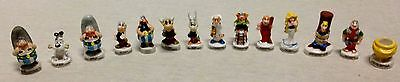 Lot Feves De Collection Asterix Tbe