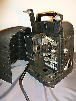 Bell & Howell 256Ex Vintage Movie Projector All Works Nicely