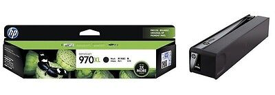 GENUINE HP OfficeJet 970XL Ink Cartridge - Black - CN625AA