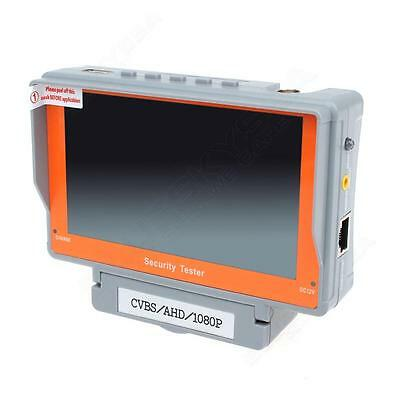 "Wristband 5""TFT HD-AHD CCTVCamera Test Display Monitor Sercurity Tester Audio"