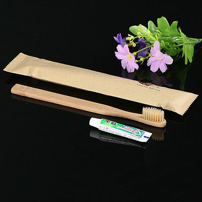 The Environmental Superfine Medium Bristle Friendly Bamboo Toothbrush  R