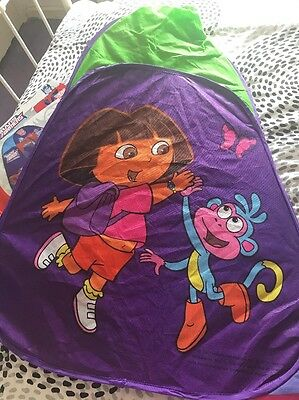 Dora The Explorer Child's Pop Up Tent